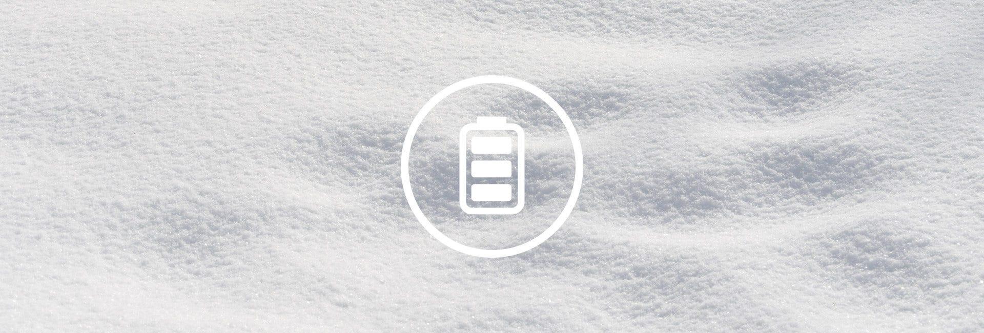 Fraises à neige à batterie