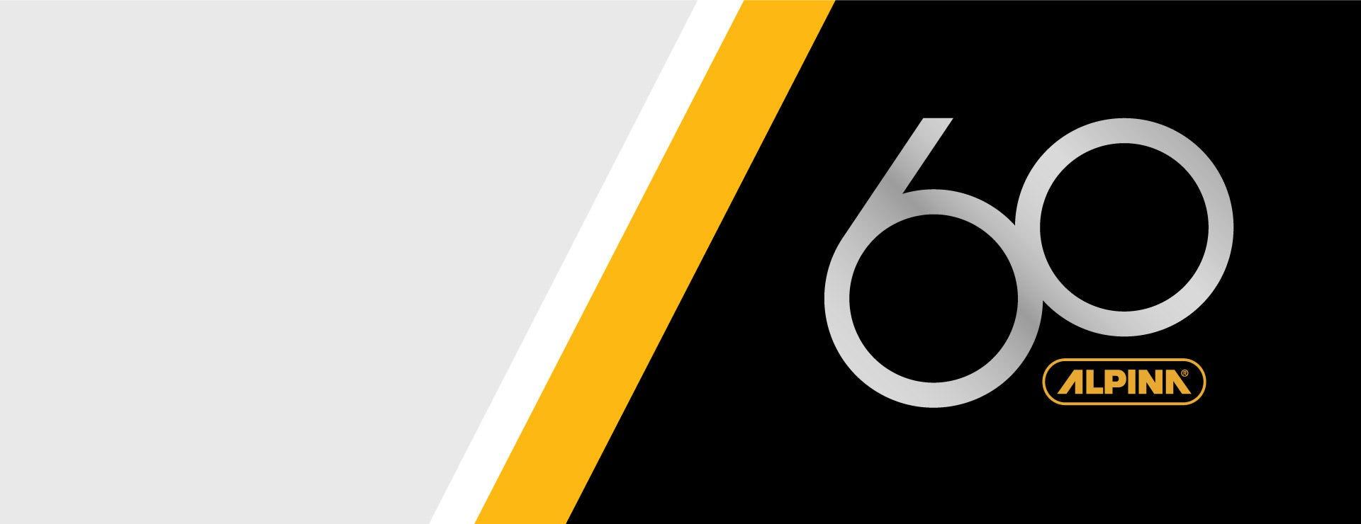 ALPINA 60TH ANNIVERSARY