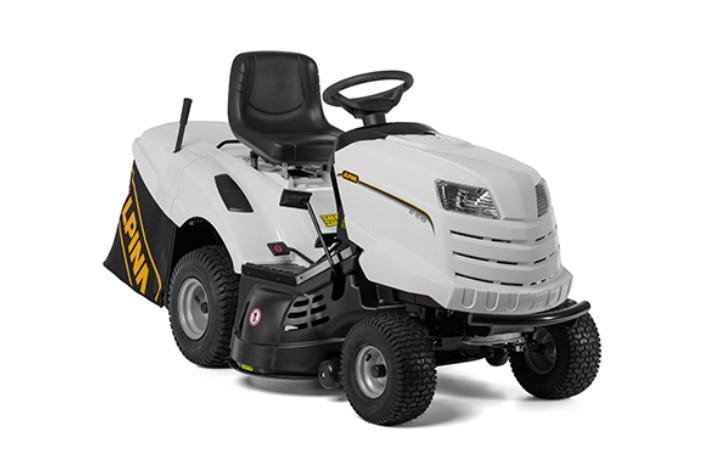 Alpina: lawnmowers, garden tractors, brushcutters and chainsaws